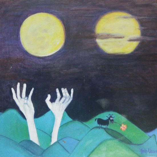 artwork from A Droite Album cover